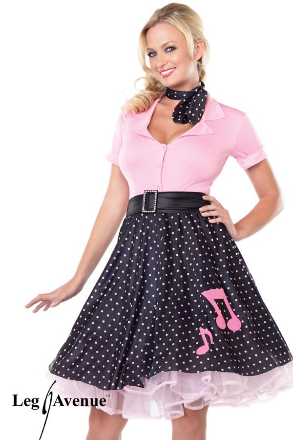 photos of single girls 50's costumes № 142631